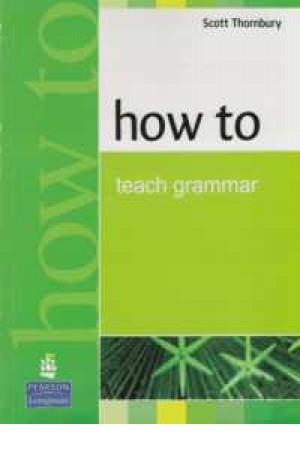 How to teach grammar