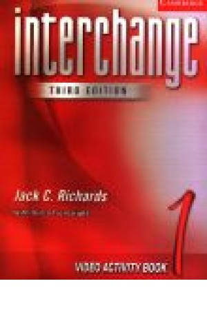 Interchange 1 video book