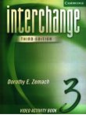 Interchange 3 video book