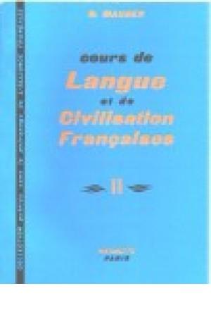 موژه 2 Cours de Langue et de Civilisation Francaises II
