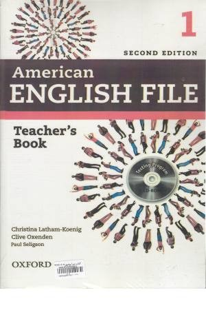 AM English File 1 - Teacher's Book