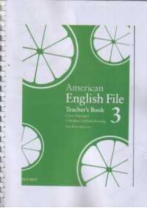 Am English File 3 - Teacher's Book