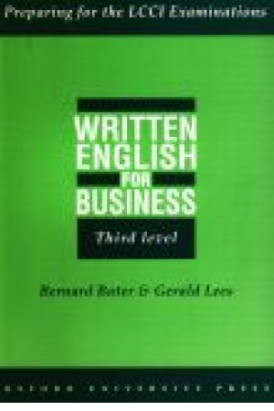 Writing English for Business 3