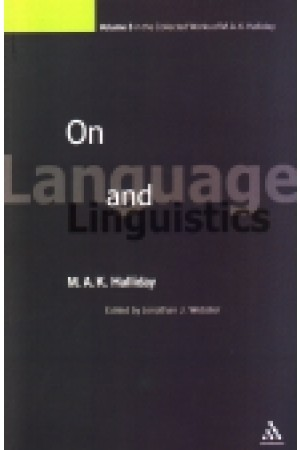 On Language and Linguistics