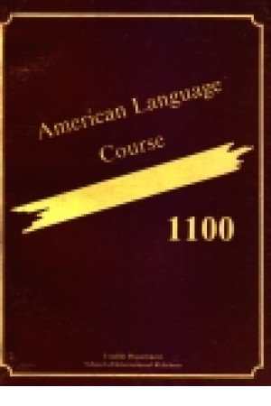 American Language Course 1100
