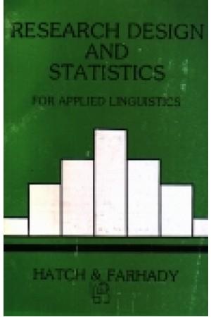 Research Design And Statistics