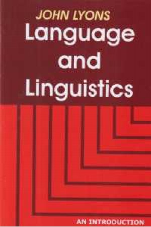 language and lingustic