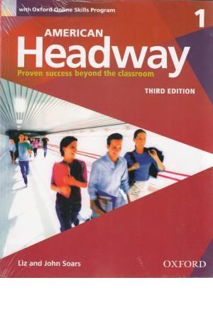 American Headway 1 SB & WB