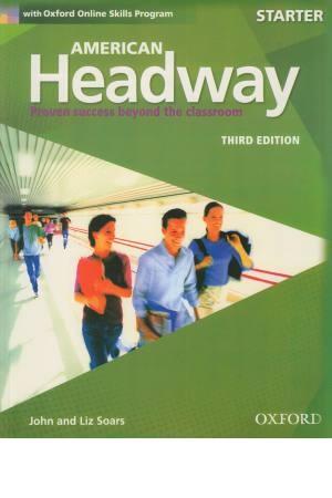 American Headway Starter SB+WB