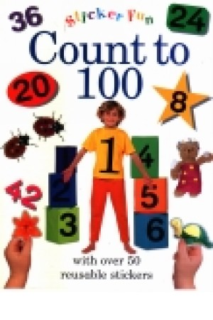 Sticker Fun Count to 100