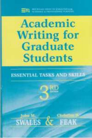 academic writing for gradute student
