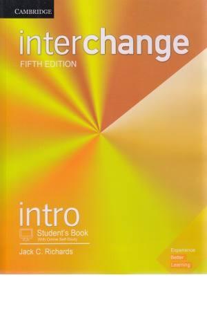 Interchange Intro +CD