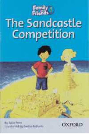 reader family 1the sandcastle competition