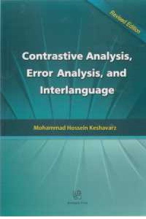 Contrastive Analysis & Error Analysis