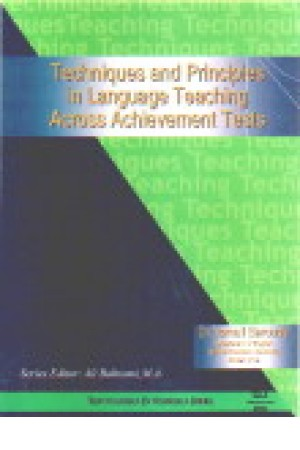 Techniques and Principles in language teaching Across Achivement Tests