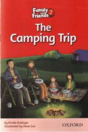 family and friends 2 rb. the camping trip