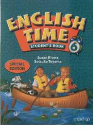 english time 6(sb+wb) +cd
