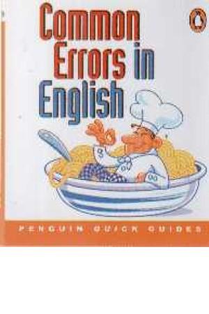common error in english