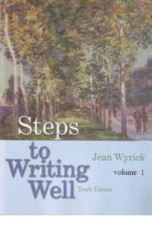 step to writing well