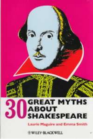 30great myths about shakespears