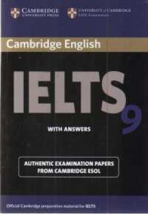Ielts Cambridge 9