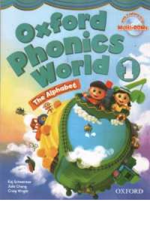 ox phonices word 1 +cd