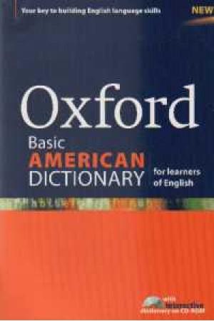 Oxford American Dic Basic +CD