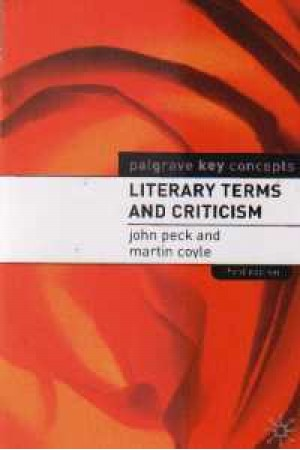 Literary Terms & Criticism