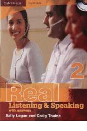 real listening&speaking 2