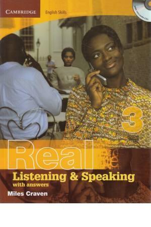 real listening&speaking 3
