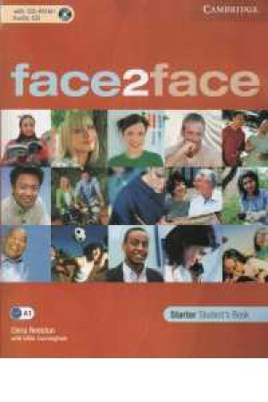 Face to Face Starter +CD