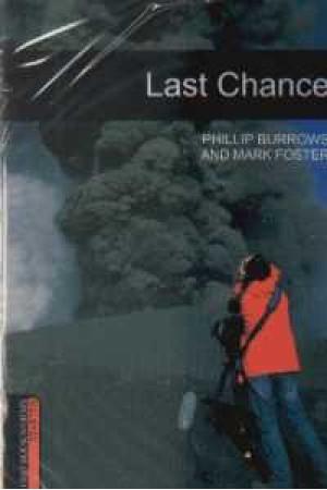 Last Chance +CD