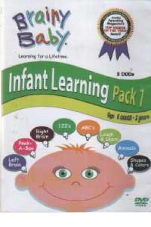 dvd brainy baby 1