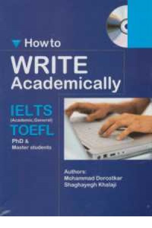 how to write academically+dvd
