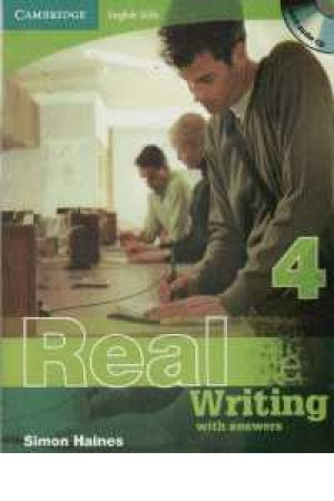real writing 4 +cd