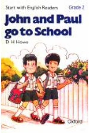 John And Paul Go To School