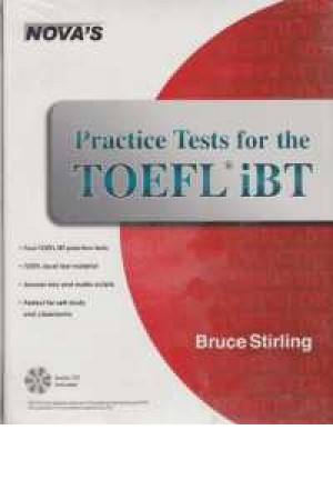 practice tests for the toefl ibt(nova)