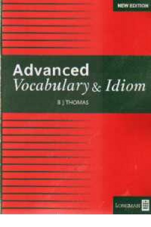 Advance Vocab Idioms