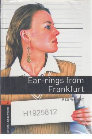 Earring Frankfurt +CD