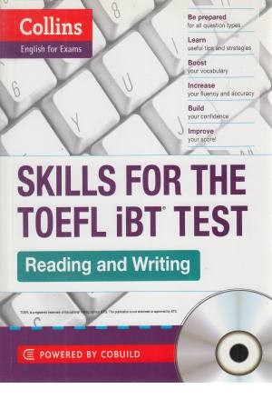 collins skills for the toefl ibt(r,w)+cd