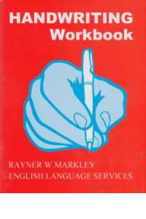handwriting work book