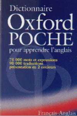 Oxford Quick French dic (Original)