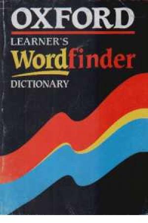 Oxford Word Finder Dic(Original)
