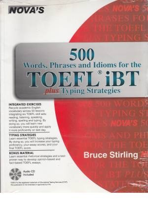 words,phrases,idioms for the toefl ibt(nova)