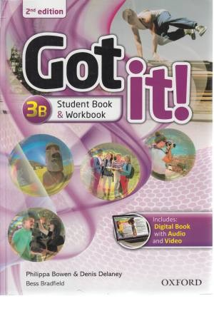 Got it 3B + CD (2nd Edition)