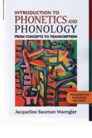 Intro to Phonotics & Phonology