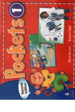PocketS(1) st book+CD
