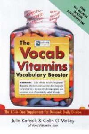 The Vocab Vitamins