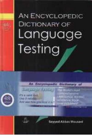 Dic of Language Testing