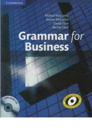 grammar for business+cd